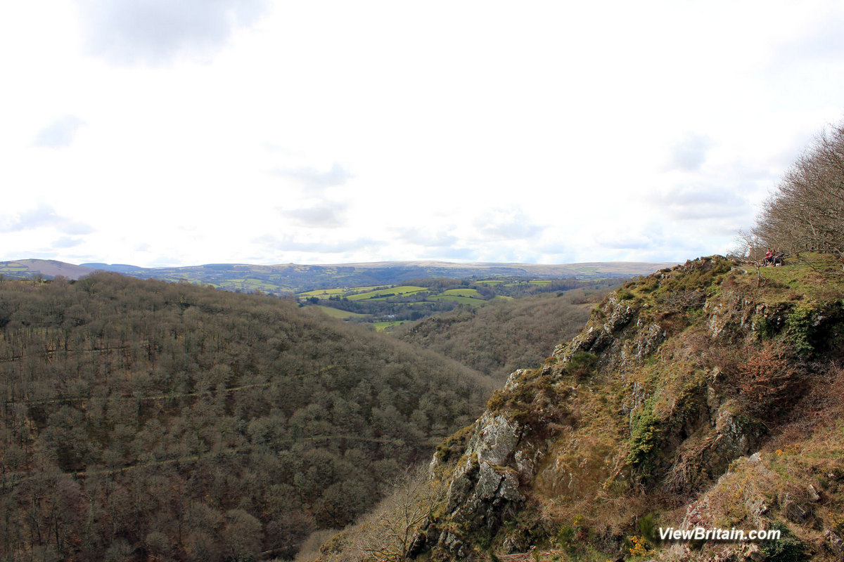 Castles, Gorges and Walks in Dartmoor National Park including pictures and videos