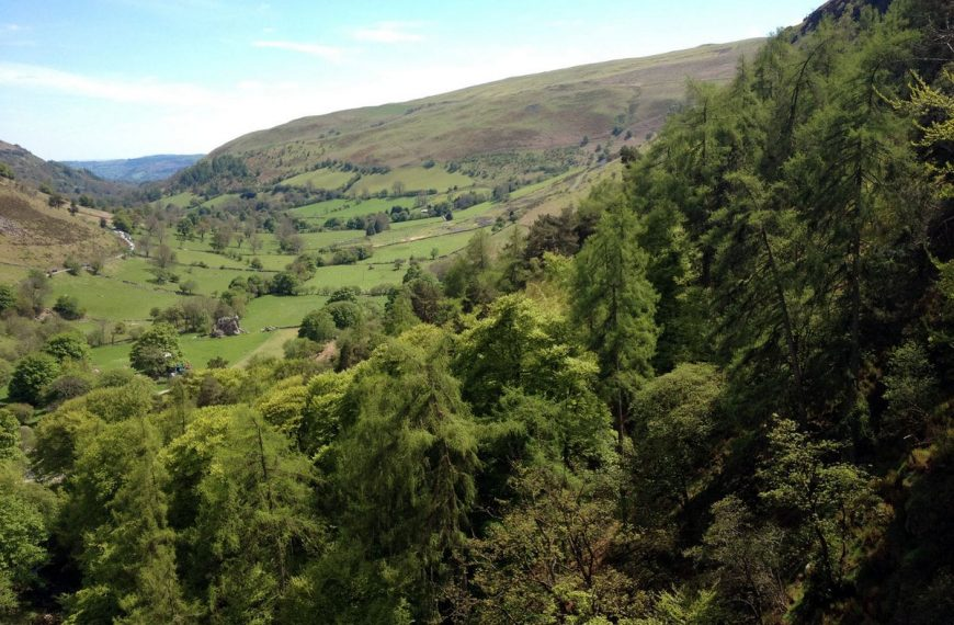 How to get to Pistyll Rhaeadr – Postcode, Map and Directions