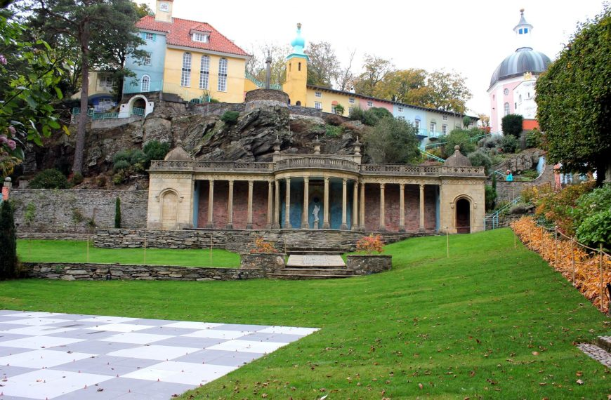 Portmeirion Wales – Things To See, Pictures and Videos