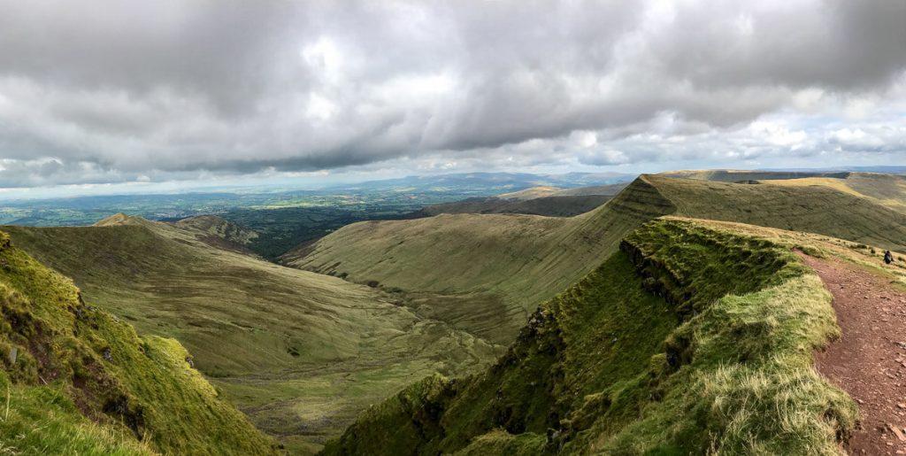 view-of-cribyn-peak-from-pen-y-fan-mountain