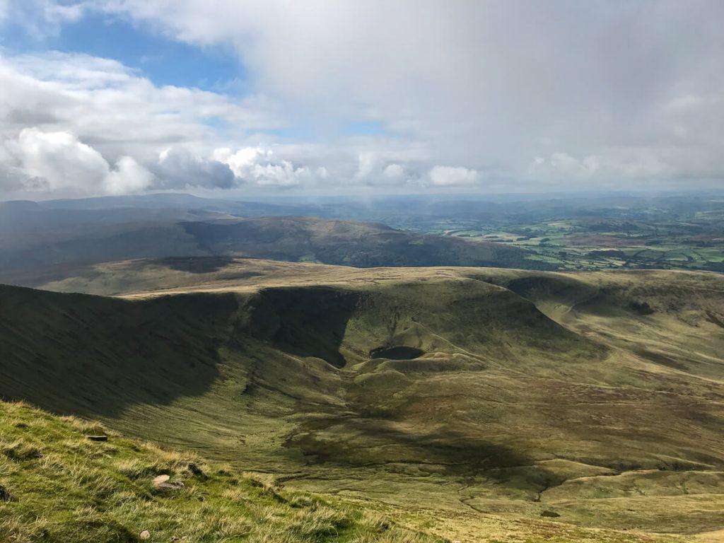 view-of-glacial-lake-llyn-cwm-llwch-from-pen-y-fan-mountain